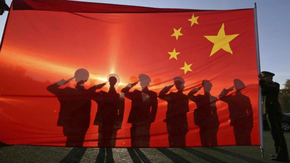 KINA: Kina har en lang historie og kulturarv, hvor språket selvsagt har en viktig plass. Foto: REUTERS / NTB scanpix