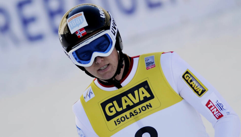 NUMMER 13:  Sindre Ure Søtvik på 13.-plass har best utgangspunkt av de norske utøverne før kombinertlangrennet. Foto: Jon Olav Nesvold / NTB scanpix