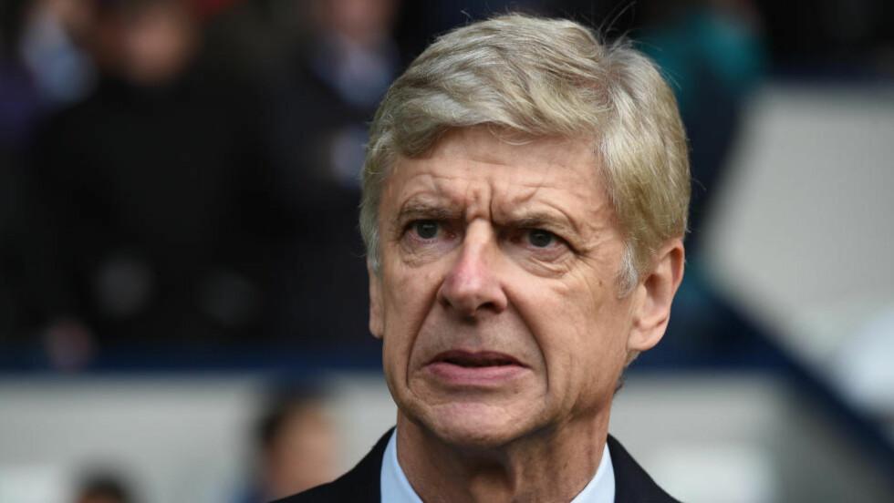 SLÅR TILBAKE:  Arsene Wenger slår tilbake mot kritikerne som mener han bør gi seg. Foto: AP Photo/Tim Ireland