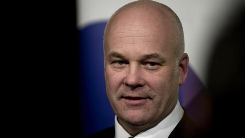 DYR IT-AVDELING: NRK-sjef Thor Gjermund Eriksen bruker mye penger på å utkonkurrere resten av Medie-Norge digitalt.  Foto: Øistein Norum Monsen / DAGBLADET