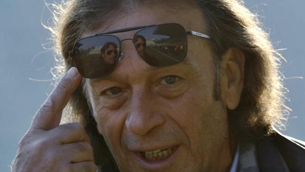 UEGNET:  Massimo Cellino får ikke lov til å eie Leeds. Det har styret i ligaen bestemt. Italieneren har 14 dager på seg til å anke dommen. Foto: AP Photo/Marco Vasini/NTB Scanpix.