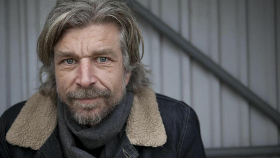 Karl Ove Knausgård. Foto: Åsa Wallin