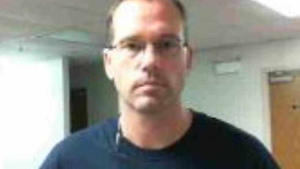 POLITIJAKT: Politiet jakter denne mannen som mistenkes å stå bak drapene på fire personer i tre skyteepsioder i USA. Foto: AP / West Virginia State Police / NTB scanpix