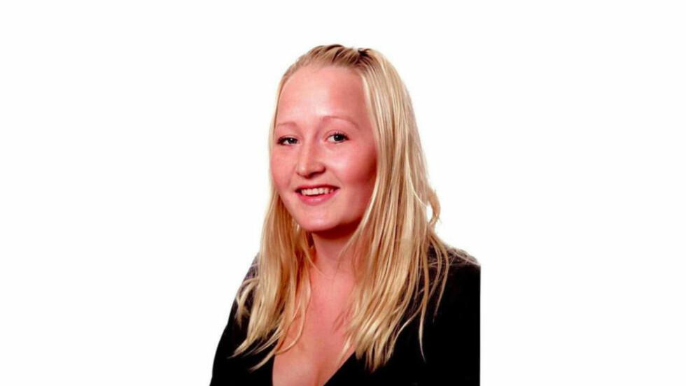 BLE FUNNET DØD: Veronica Heggheim Stegegjerdet ble funnet død i Sogndal etter å ha vært savnet i 17 dager. Foto: Privat