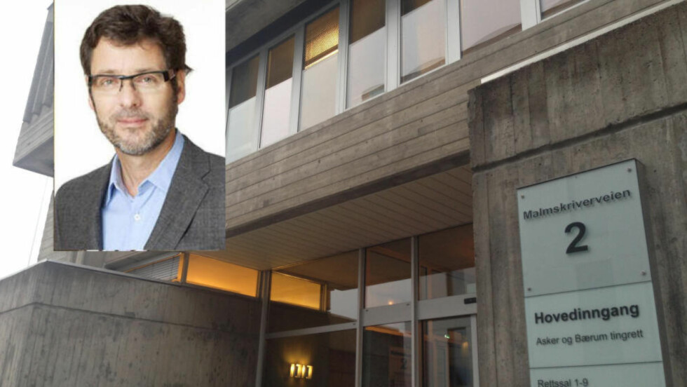 ANKER IKKE: Den tidligere økonomiske direktøren i Aschehoug godtar dagens fengselsdom. Foto: Anders Grønneberg