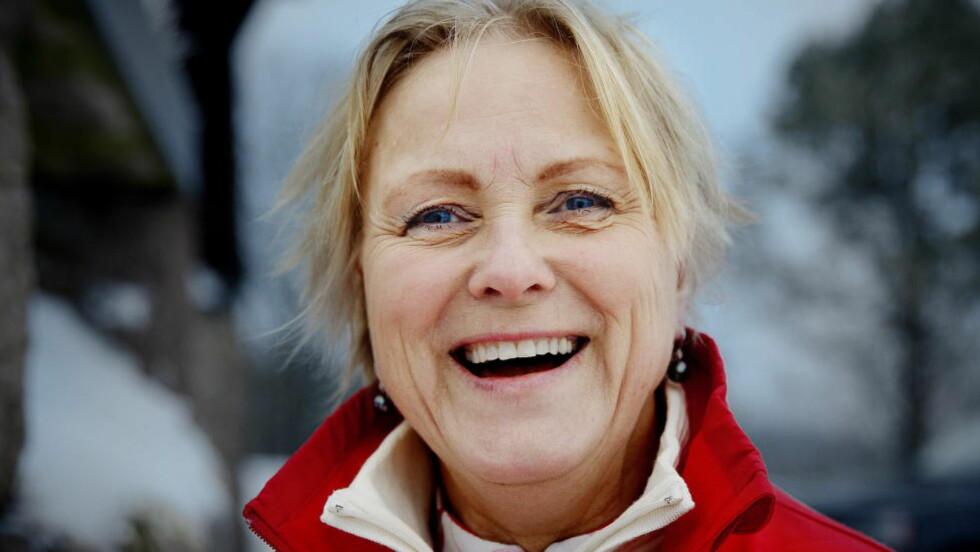 UENIG I KRITIKKEN: Kulturminister Thorhild Widvey (H) mener Arbeiderpartiet må tåle litt kritikk de også. Foto: Lars Eivind Bones / Dagbladet