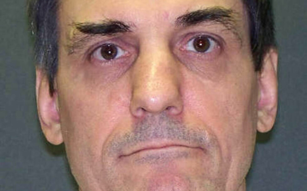 SKAPER DEBATT: Psykisk syke Scott Panetti skulle egentlig henrettes i dag. Nå har en ankedomstol bestemt seg for å utsette henrettelsen som opprinnelig skulle skje i dag. Foto: AP Photo/Texas Department of Criminal Justice/NTB Scanpix