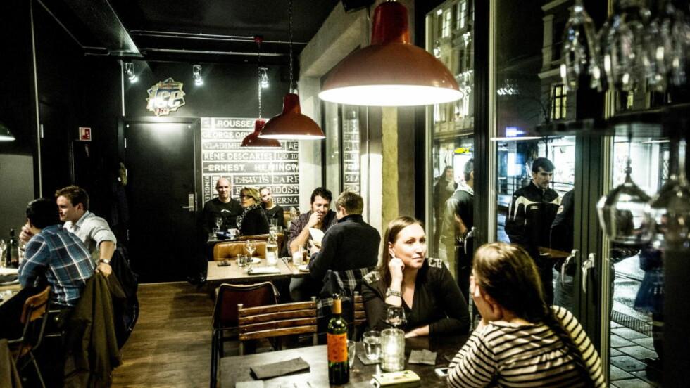 Verdt pengene: Det er ikke billig-tapas, men god, det er den. Restaurant Escalon Grünerløkka. Foto: Thomas Rasmus Skaug / Dagbladet
