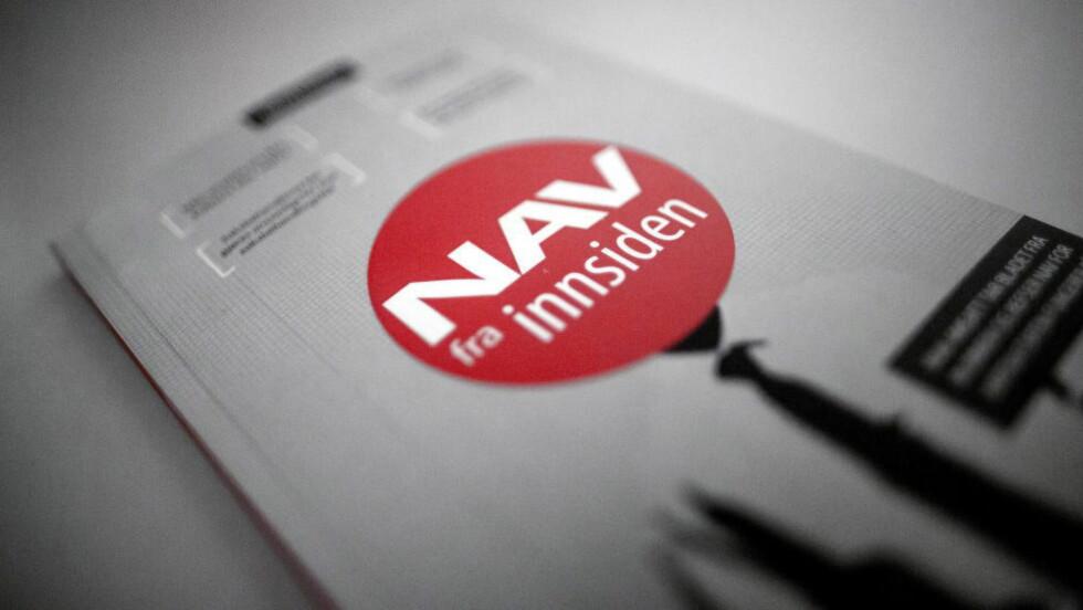 NAV-KRITIKK : En ny bok om Nav skaper kraftige reaksjoner. De ansatte reagerer på kritikken.   Foto: SVEINUNG U. YSTAD