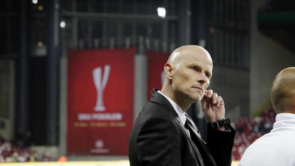 VANT: Ståle Solbakken så sitt eget FC København går videre i cupen. Foto: Kristian Ridder-Nielsen / Dagbladet.