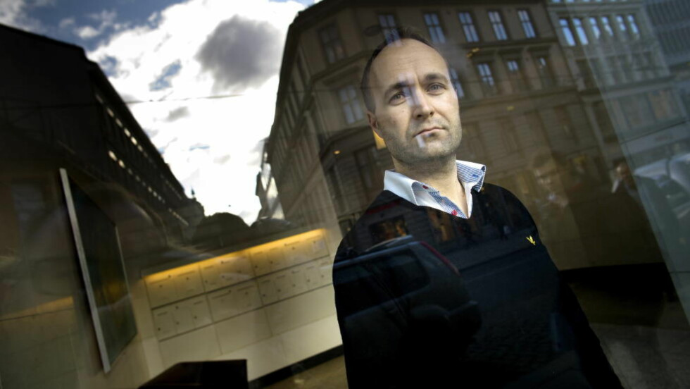 - HAR ALDRI OPPLEVD MAKEN: Advokat Ketil Magnus Berg er svært kritisk etter at ankepapirene om varetektsfengsling for en av klientene hans brukte 17 dager fra Hålogoland lagmannsrett til Høyesterett. - Det er uholdbart. Både lagmannsretten og politiet i Tromsø beklager. Foto: Tomm W. Christiansen / Dagbladet