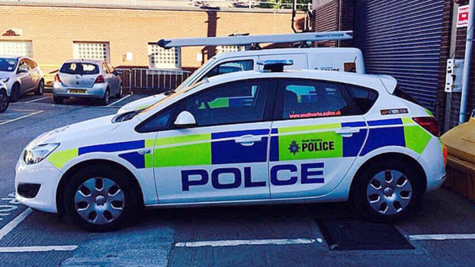 ETTERLYSNING: Politiet savnet en i på deres nye bil. Den ble ikke funnet, men er nå erstattet av en bokstavkamerat av samme type.