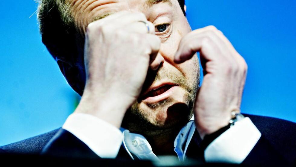 OLJEBOM: Kjell Inge Røkke kan tape milliarder på Dert norskes kjøp av Marathon Oil. Foto: Eivind Yggeseth / Finansavisen