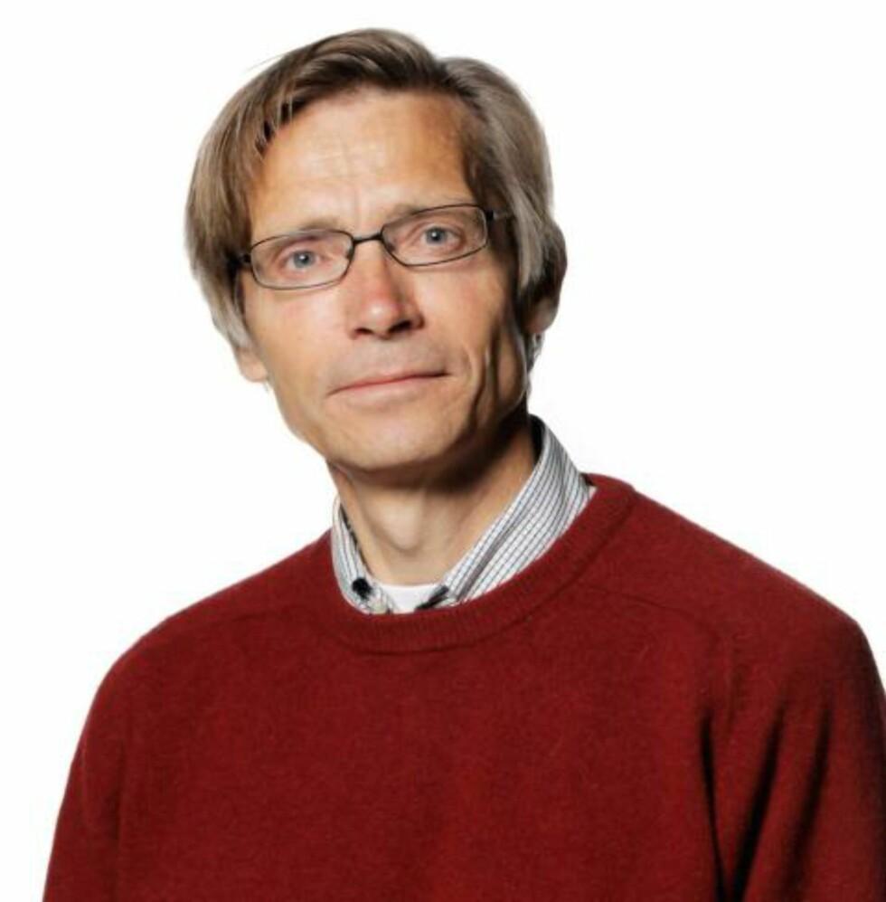 BEKYMRET: Journalist Per Svensson er bekymret over at partier som Dansk Folkeparti, Sverigedemokraterna og Frp sitter i maktposisjon. Foto: Sydsvenska Dagbladet