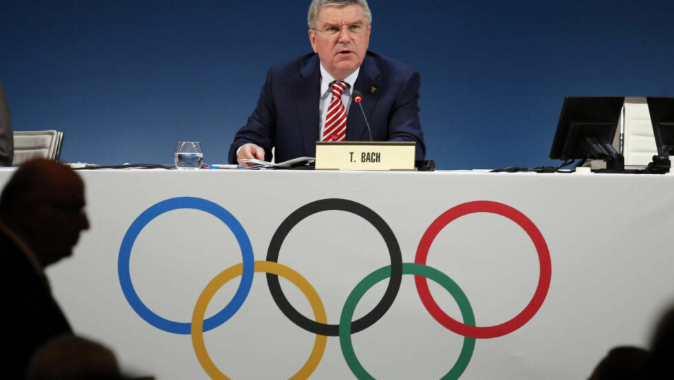 ÅPNER FOR SAMARBEID: IOC-president Thomas Bach har kommet med 40 forslag til OL-reformer som skal tas stilling til under IOC-kongressen i Monaco denne uken. En av reformene ble vedtatt i dag: Nå kan to naboland samarbeide om å arrangere OL. Foto: REUTERS/Eric Gaillard