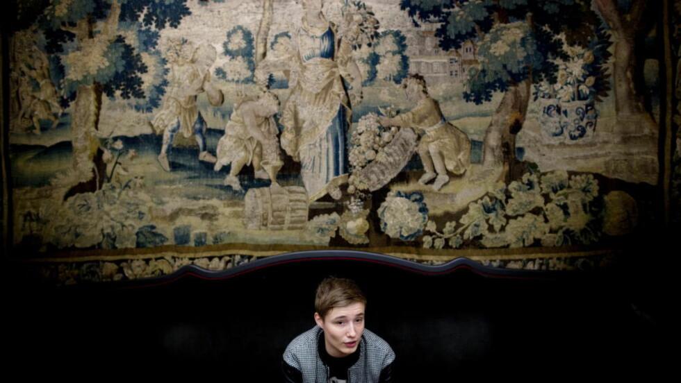 I OSLO: Tretten år gamle Isac Elliot har for alvor inntatt det nordiske popmarkedet. Men at han er Nordens svar på Justin Bieber, er en sammenlikning han kunne vært foruten. Foto: Tomm W. Christiansen / Dagbladet