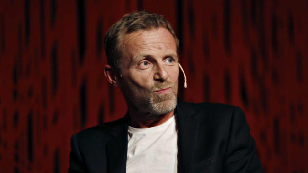 NYTT ROMANUNIVERS: Jo Nesbøs lenge omtalte krimroman «Blod på snø» kommer i mars. Foto: Anita Arntzen / Dagbladet