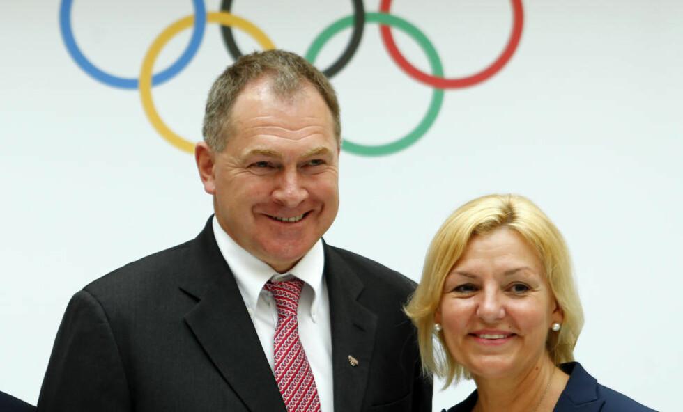 INGEN KOMMENTAR: Generealsekretær i Idrettsforbundet, Inge Andersen, vil ikke kommentere VGs opplysninger.Foto: REUTERS/Denis Balibouse / NTB Scanpix
