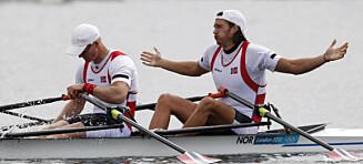 Borch og Hoff slått ut i VM-semifinalen