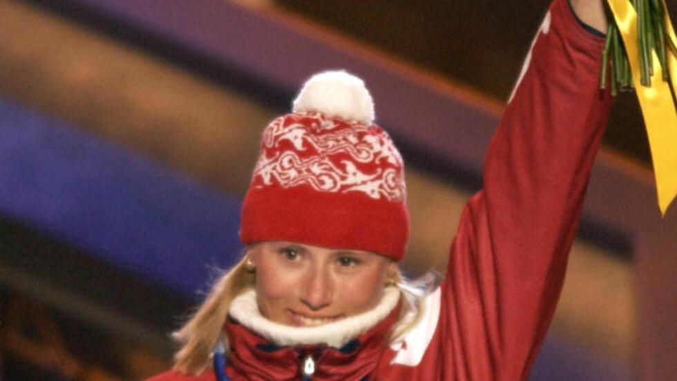 <strong>VALGTE Å JUKSE:</strong>  Som ung løper ble Julia Chepalova en del av et russisk landslag der nesten alle jukset. Selv ble hun ikke avslørt før seint i karrieren. FOTO: AP/Darron Cummings.