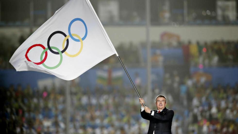 IOC-LEDER:  Thomas Bach har sendt ut formaninger til OL-byene. Foto: NTB Scanpix