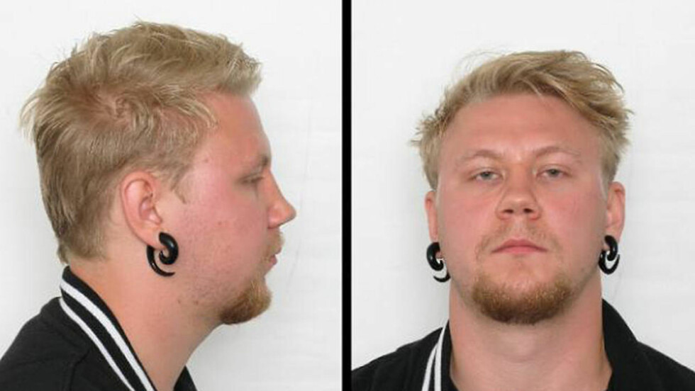 ERKJENNER IKKE DRAP: Ifølge sin forsvarer Geir Lippestad, erkjenner drapssiktede Kim Andreas Kristiansen (23) ikke straffskyld for selve drapshandlingen. Foto: Politiet / NTB scanpix