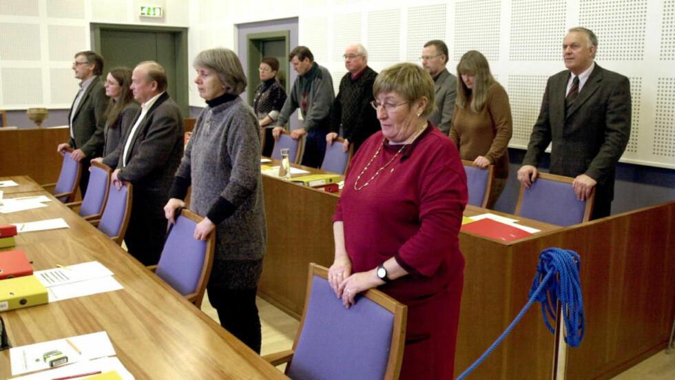 FREMMES FJERNET: Juryordningen i rettssaker foreslås fjernet. Foto : Eivind Pedersen