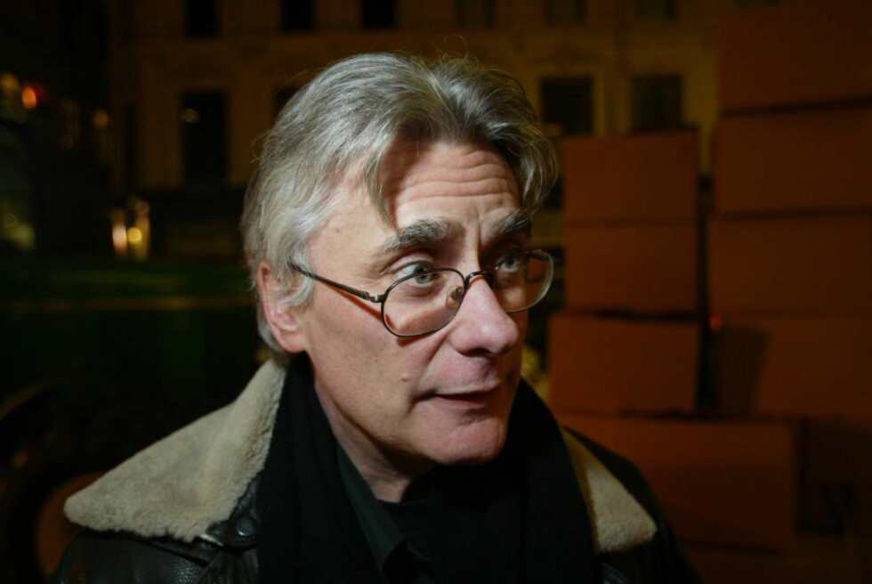 FÅR KRITIKK: Produsent Petter Vennerød får kritikk for historiene han ikke forteller i tv-serien Født i feil kropp. Foto: Henning Lillegård