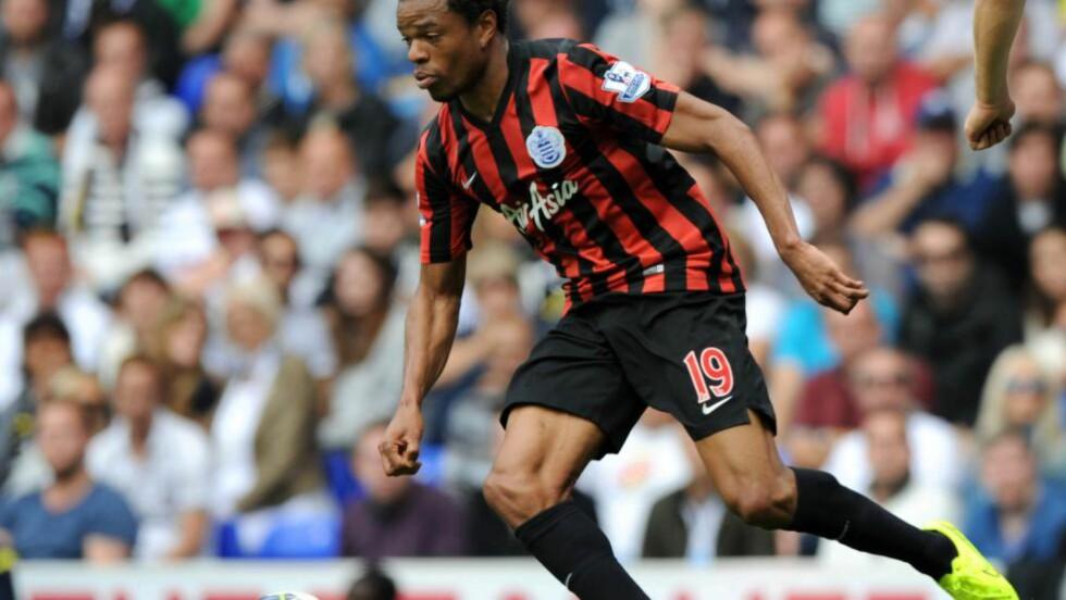 TIL CHELSEA: Chelsea forsterker ytterligere, og har nå kjøpt QPR-spiller Loic Remy. Foto: AFP PHOTO/OLLY GREENWOOD