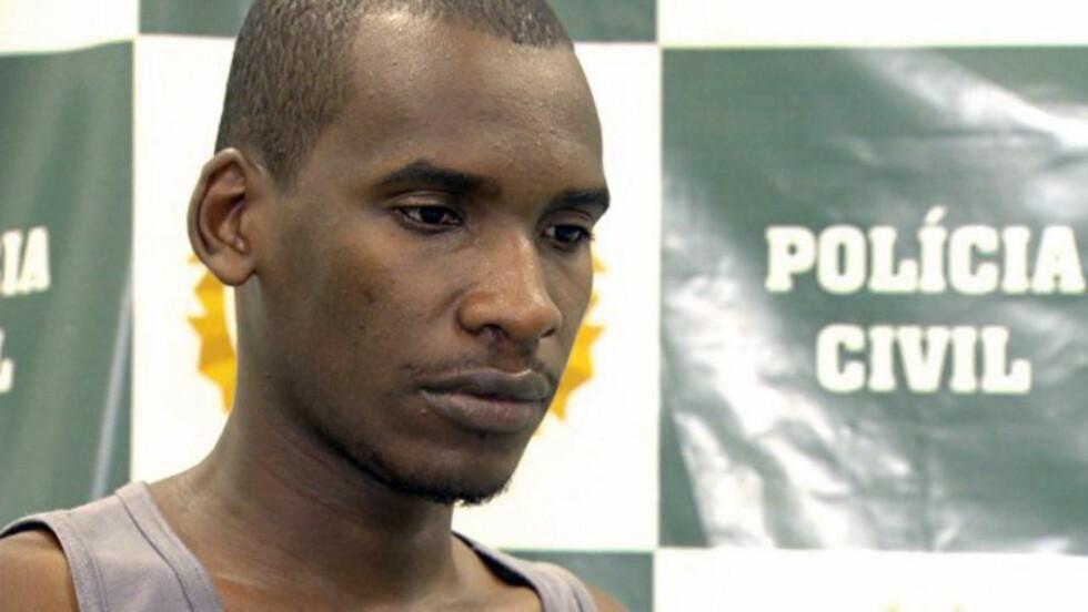 SIKTET: Sailson Jose das Gracas (26). Foto: AFP / POLICIA CIVIL / NTB scanpix