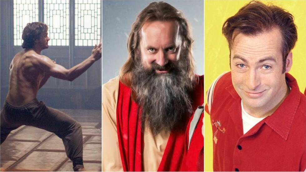HVA BØR DU SE PÅ NETT?: Netflix' nye storserie «Marco Polo», NRKs julekalender med Egil Hegerberg og komiklassikeren «Mr. Show» er blant anbefalingene fra Filter-redaksjonen. FOTO: Netflix/NRK/HBO Nordic