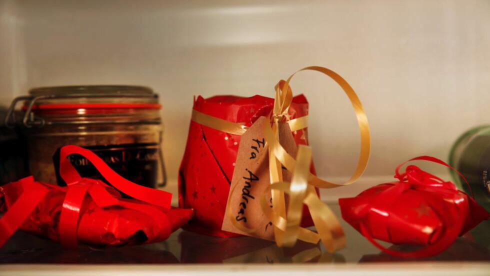Smaksrike presanger:  Bytt ut den stressfylte juleshoppingen med noen rolige timer på ditt eget kjøkken. Foto:METTE RANDEM