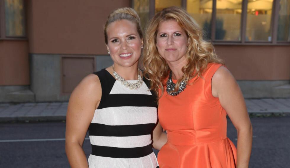 SNAKKER OM FORHOLDET: Anja Pärson forteller i et intervju med CNN om da hun møtte kona Filippa. Da hadde de begge hver sin kjæreste. Foto: Stella Pictures