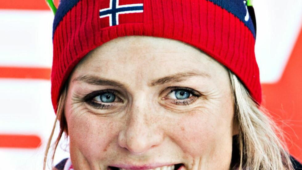 KLASSISK-DRONNINGA: Therese Johaug tok sin andre verdenscupseier på 10 kilomter klassisk så langt denne sesongen. Foto Hans Arne Vedlog / Dagbladet