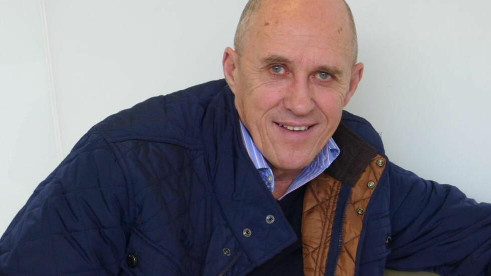 FÅR HØRE DET: Phil Neal ble omtalt som «gris» av Bjørge Lillelien under landskampen i 1981. Foto: Liverpool.no / NTB scanpix