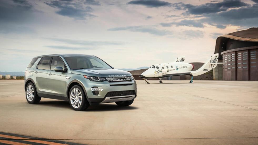 HØYE FORVENTNINGER: I forhold til det øvrige produktspekteret til Land Rover, holdt ikke Freelander lenger mål. Men nå blir det andre boller, med nye Discovery Sport. Foto: LAND ROVER