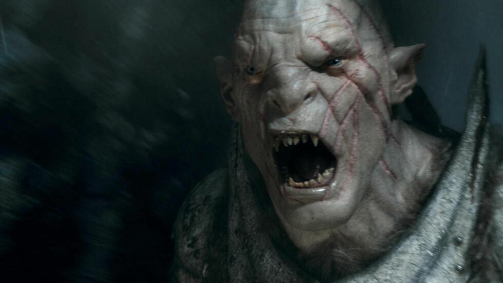 STERKE TALL: «Hobbiten: Femhærersslaget» avslutter Peter Jacksons trilogi, for fulle norske kinosaler. Foto: SF Norge