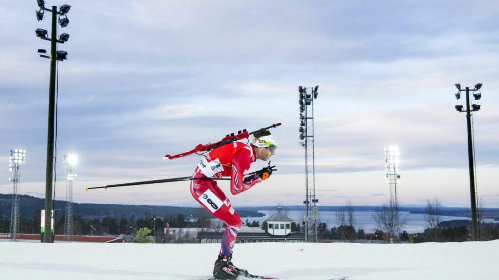STÅR OVER:  Ole Einar Bjørndalen.  Foto: NTB Scanpix