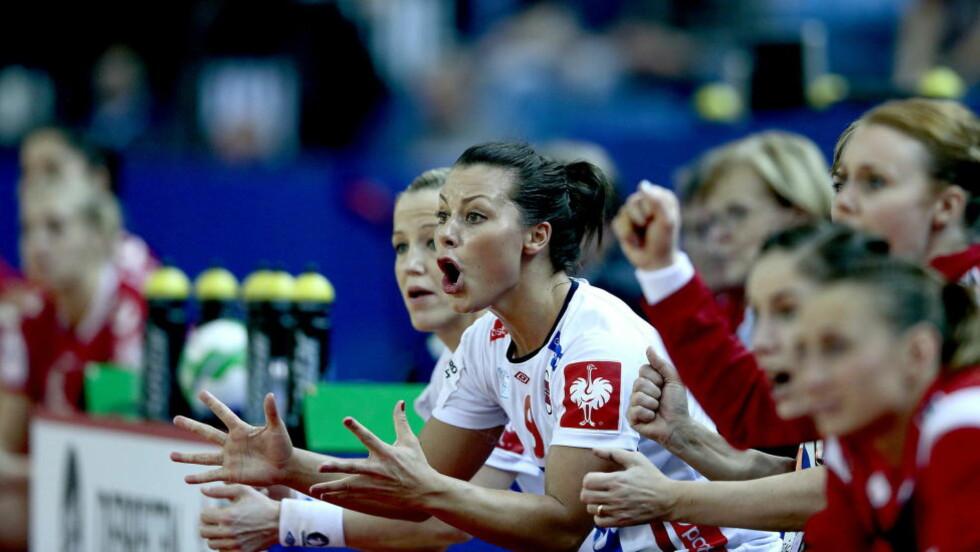 KAMPENS PROFIL: Nora Mørk scoret 11 av Norges 26 mål og kalles verdens beste av Polens trener. Foto: Bjørn Langsem / DAGBLADET