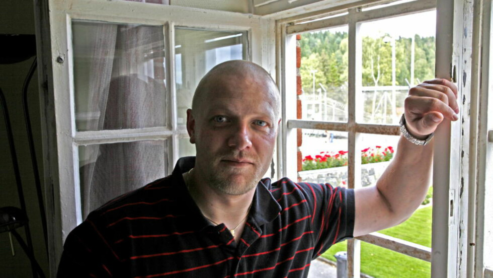 MÅ SONE VIDERE: Barnedrapsdømte Viggo Kristiansen. Foto: Eivind Pedersen