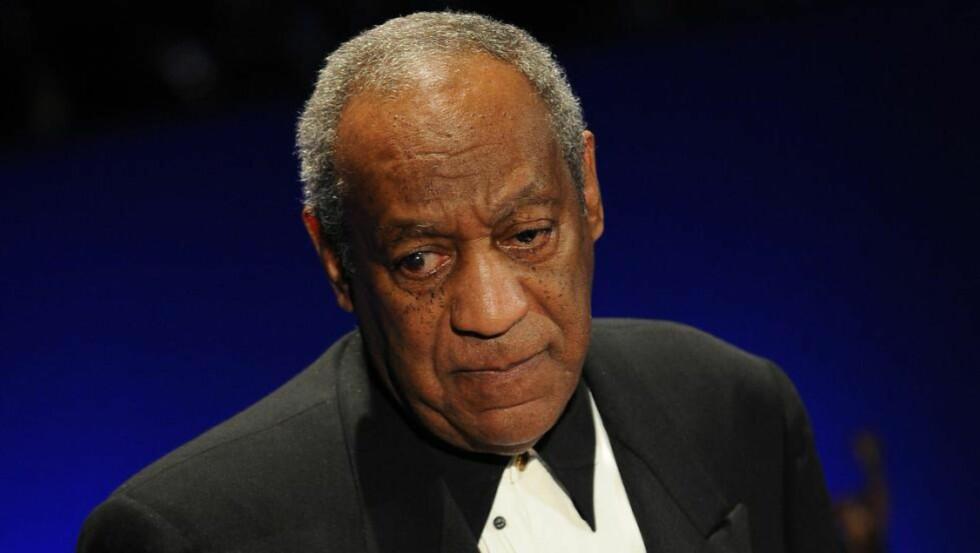 BLIR IKKE SIKTET: Komikeren Bill Cosby slipper siktelse etter overgrepsanklagene. Foto: Stan Honda / AFP / NTB Scanpix