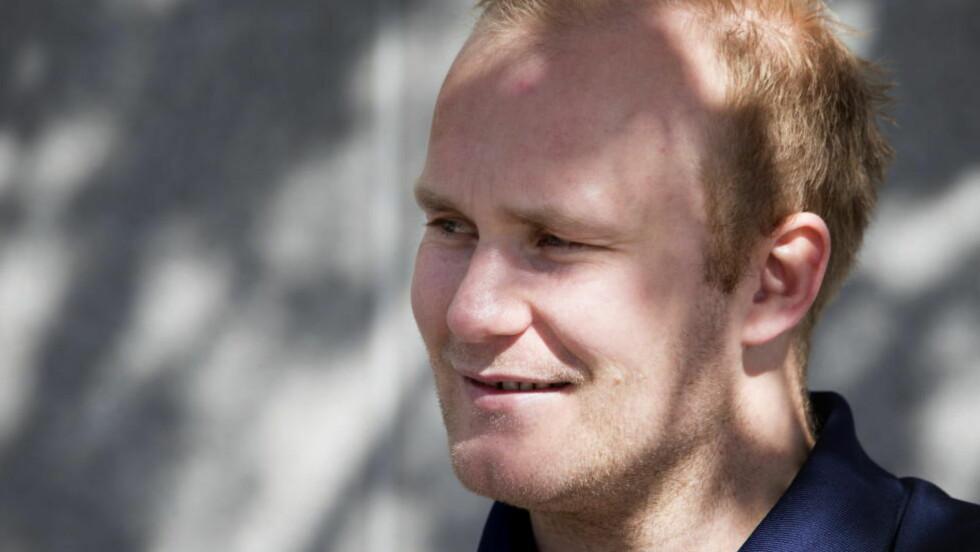 TAPER MILLIONER:  Patrick Thoresen får sin lønn utbetalt i rubler. Den russiske valutaens nedgang gjør at hockeyprofilen taper store summer. Foto: Håkon Mosvold Larsen / NTB scanpix