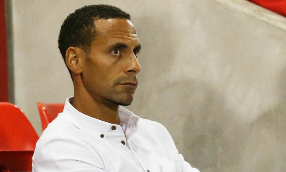 FORSTÅR IKKE: Rio Ferdinand kan ikke fatte og begripe hvorfor Manchester United solgte Danny Welbeck til Arsenal. Han mener at 23-åringen har et voldsomt potensiale som rivalen kommer til å dra nytte av. Foto: AFP PHOTO/LINDSEY PARNABY/NTB SCANPIX