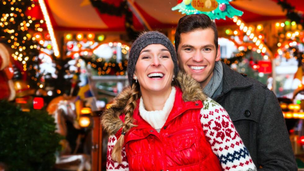 TAR SLUTT ETTER JULA:  Skal vi tro parterapeutene er det ingen myte at mange forhold tar slutt etter julefeiringen.  - Vi ser økte henvendelser til familievernet og sånne som meg i januar, sier Frode Thuen. Foto: COLOURBOX