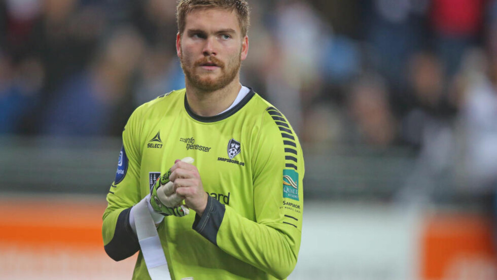 TIL TROMSØ:  Gudmund Kongshavn skal spille for Tromsø. Foto: Trond Reidar Teigen / NTB scanpix