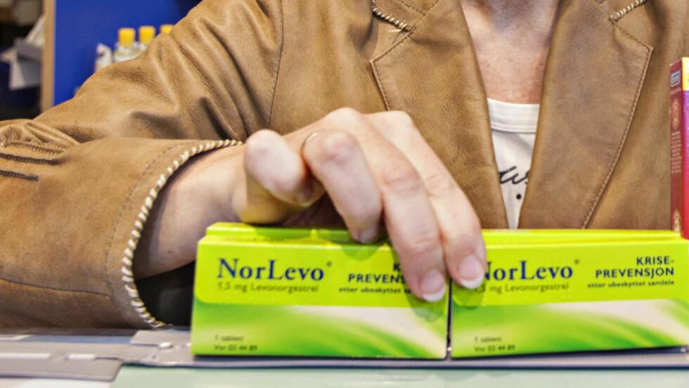 NY UNDERSØKELSE:  Undersøkelsen er gjort blant 1.200 norske, svenske og danske kvinner i aldersgruppen, skriver Aftenposten. Foto: NTB Scanpix.