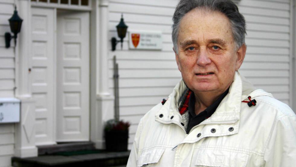 DØD:  Odd Bondevik var født 20. juni 1941 i Sauda og var sønn av KrF-politiker Kjell Bondevik. Foto: NTB Scanpix.