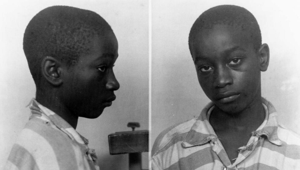 USKYLDIG DØMT: George Stinney jr. ble i 1944 dømt til døden for to drap han ikke begikk. Foto: South Carolina Department of Archives and History / Reuters / NTB Scanpix
