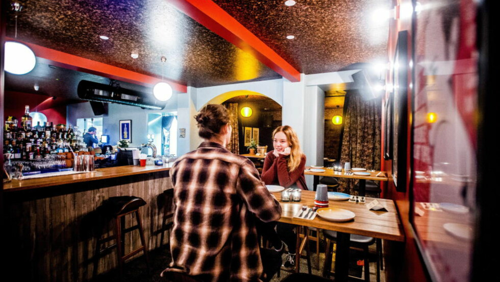 Trendmat:  Piscoteket er en ny populær restaurant fra Peru.   Foto: Thomas Rasmus Skaug / Dagbladet