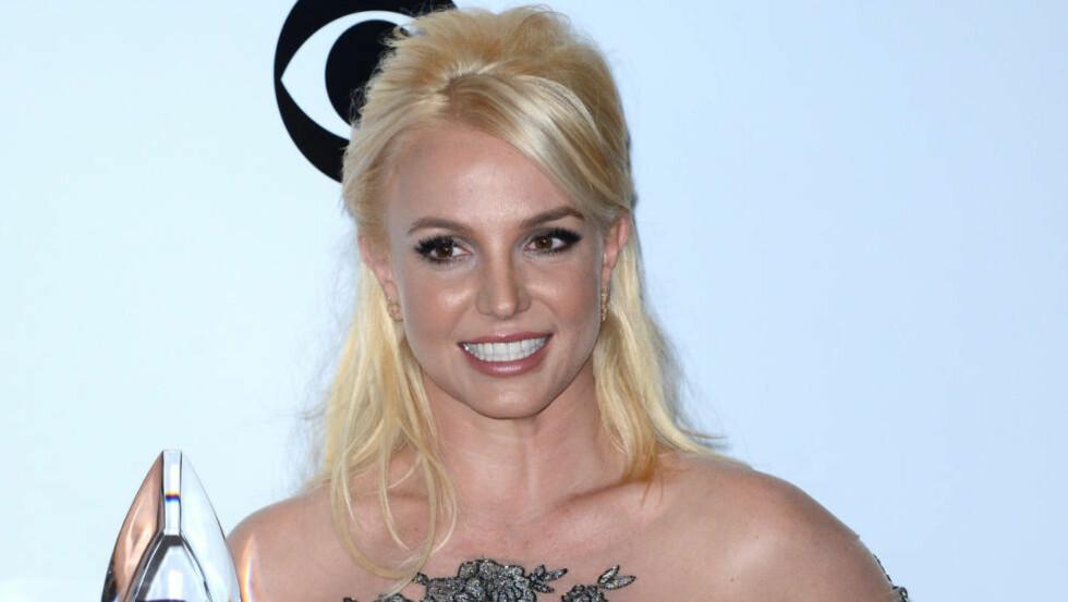 PÅ PROMOTUR: Britney Spears skriver på Twitter at hun kommer til Norge i slutten av måneden. Foto: Stella PIctures